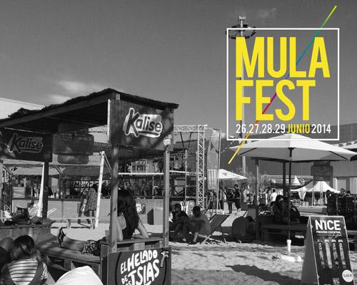 Patrocinio de Kalise en Mulafest Madrid