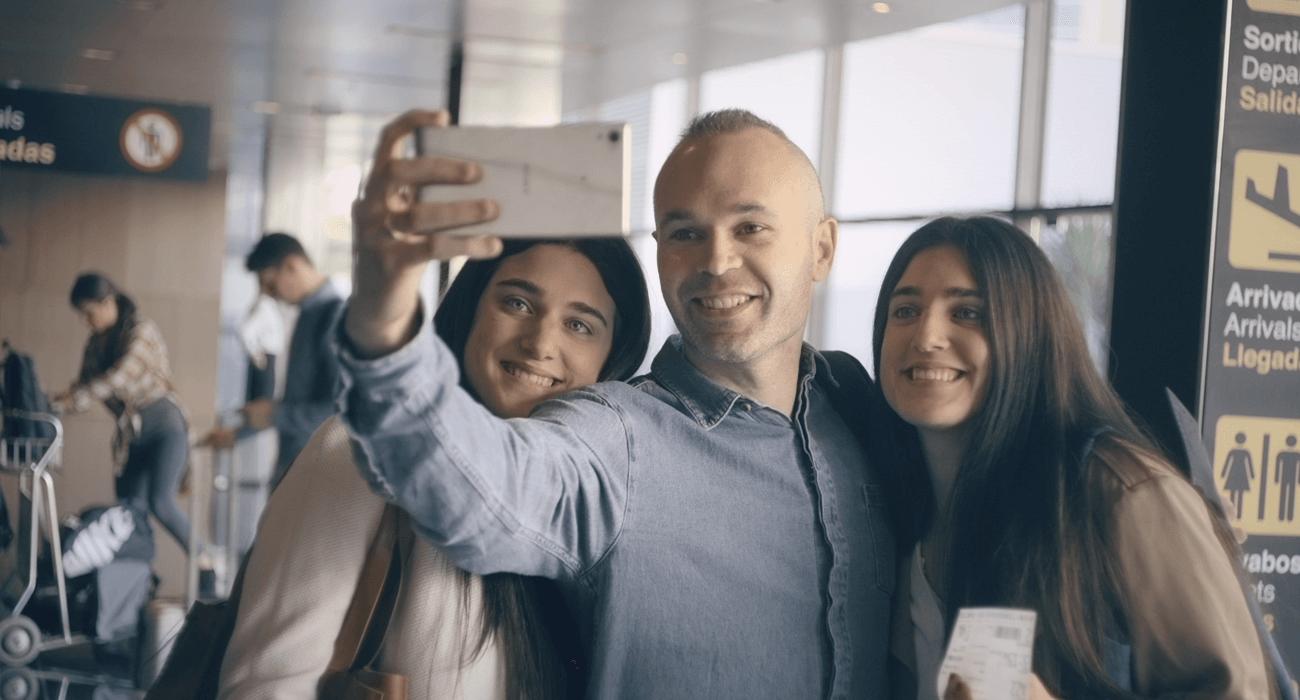El spot de SONY Xperia Z5 con Andrés Iniesta como embajador de marca