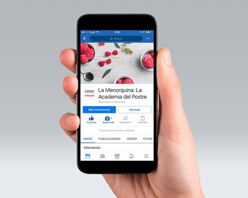 Estrategia de Social Media para La Menorquina