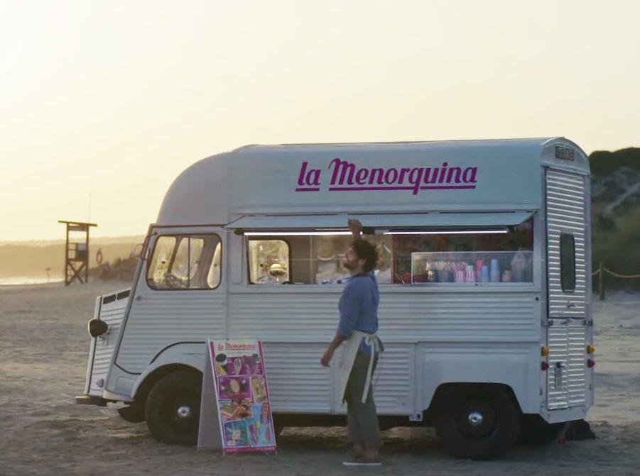 Spot para La Menorquina 2019