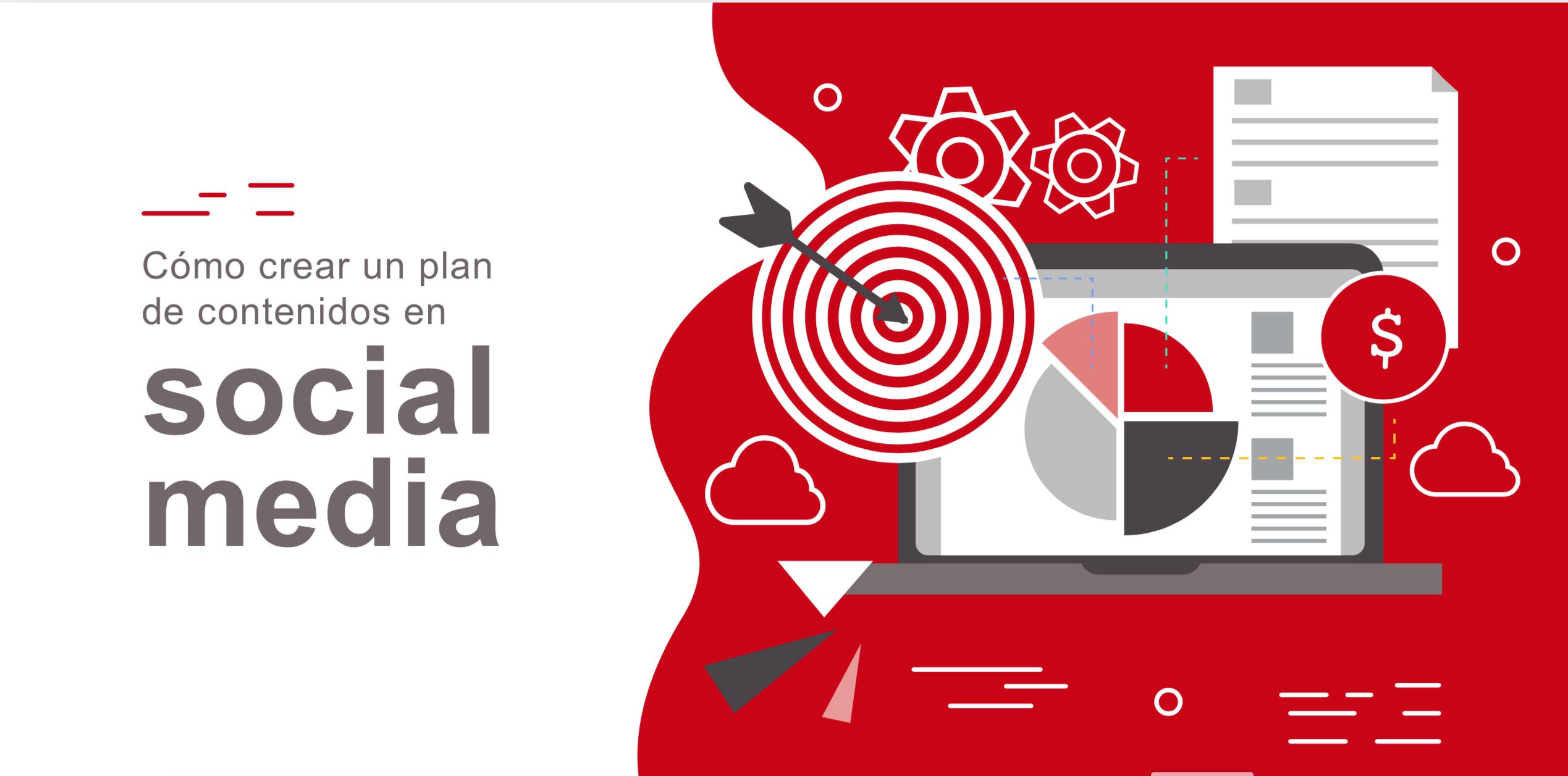 Cómo crear un plan de contenidos en social media