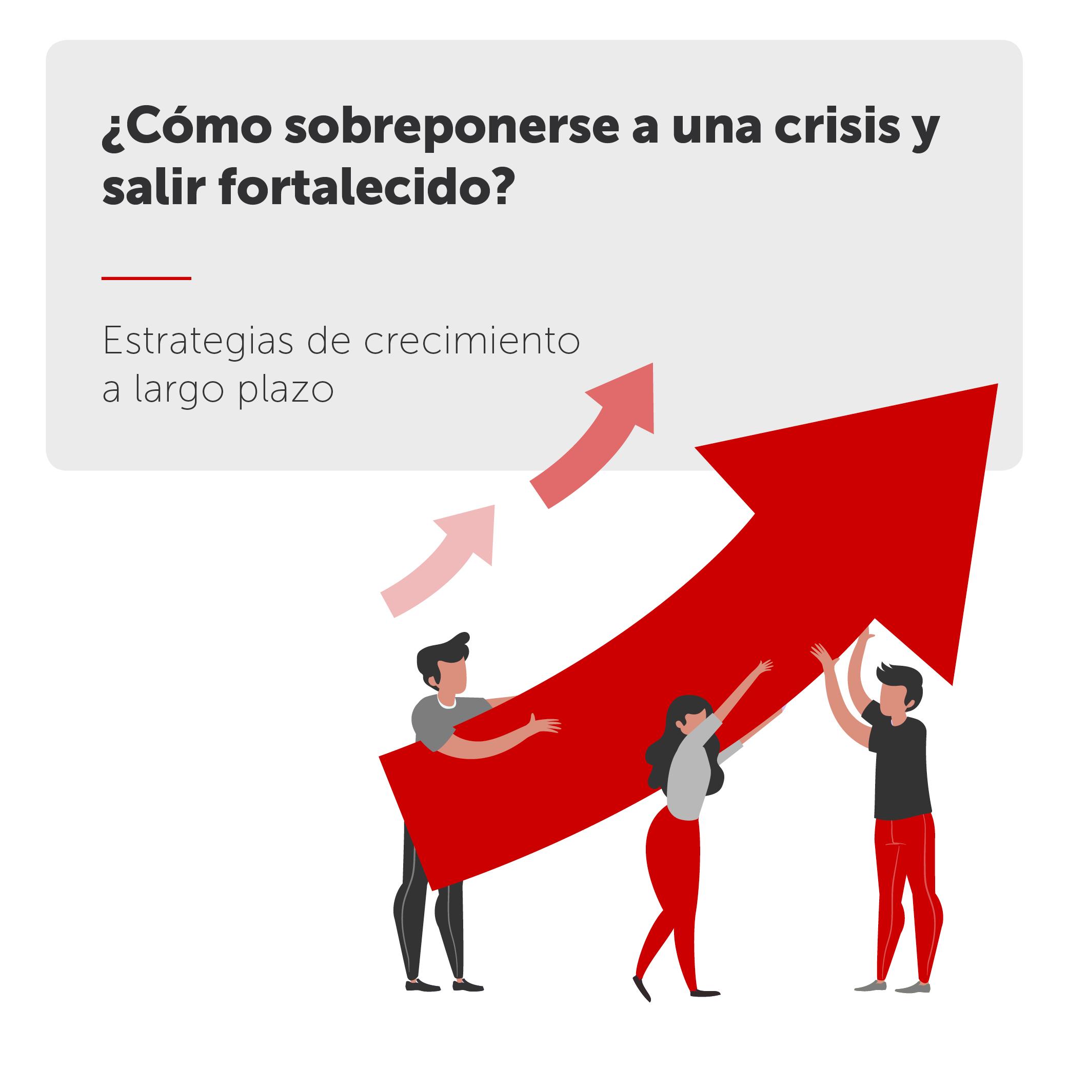 ¿Cómo sobreponerse a una crisis y salir fortalecido?